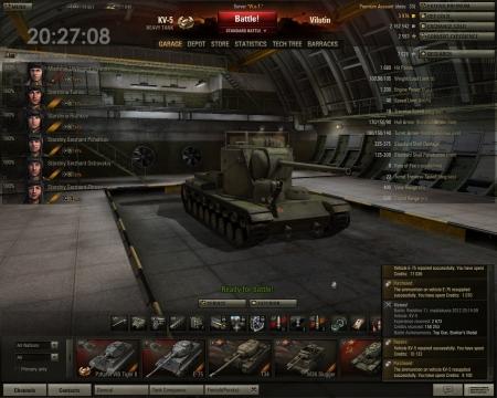 KV-5, new personal record.