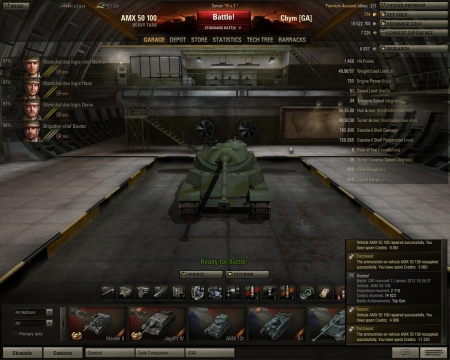 2710 xp with amx 50 100 (11/01/2012)