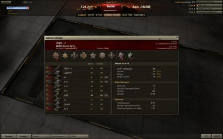 A-20 single battle max exp 1417