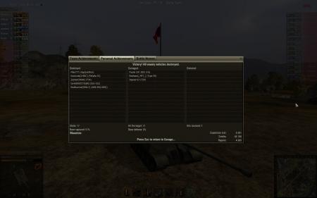 Top tier IS-3 cruisin'