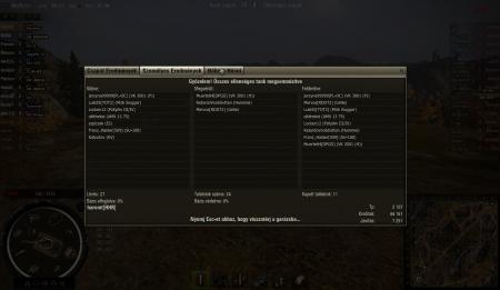 7 kill, Boelter, Steel Wall