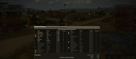 5th fight with the tank. Ace Tanker, Boelter's Medal, Steel Wall, Top Gun