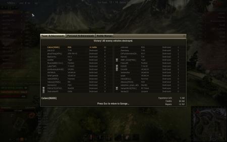 Kills: 11, Damage Dealt: 5785, 1v7.. and they say randoms are bad?