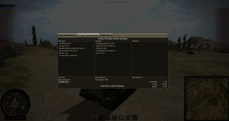 What t34 can do with proper hulldown