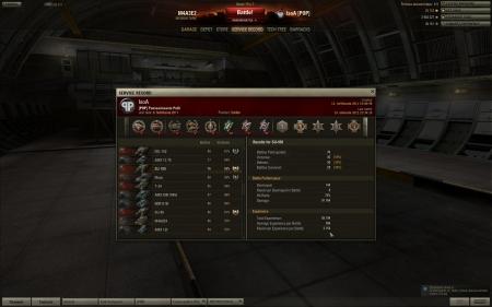 SU-100 2154 exp