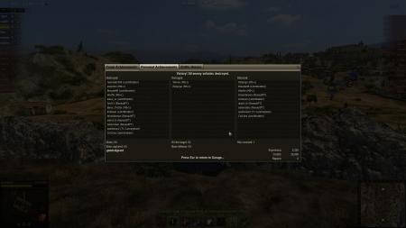 Leichttraktor 13 kills & 2355 XP