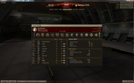 A lucky game in the M48A1