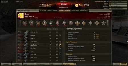 Jagdpanther II max xp