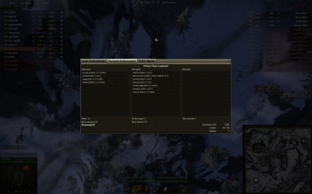 9120 damage, 101709 credits