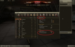 T34 maximum XP