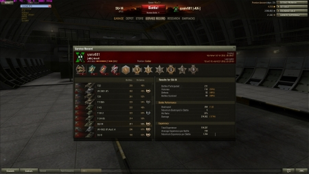 record in a battle in su-14 1764 xp in a battle