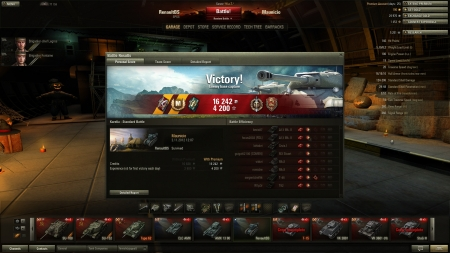 Ace tanker result
