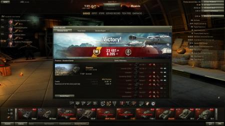 Ace Tanker result