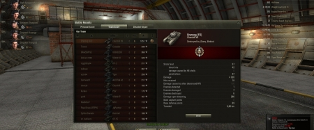 Defeat 