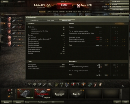 Great match, won by decaping and killing t34-85, and killing kv1s :-)