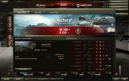 Bought back M5 to grind for M7 with 75% crew. First it threw me into tier 4 game. Sorry for no replay - they were disabled. 9 kills total. Gotta love HEAT ammo...