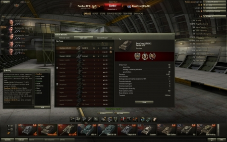 new panther-m10 score. mmm, my favourite tank.