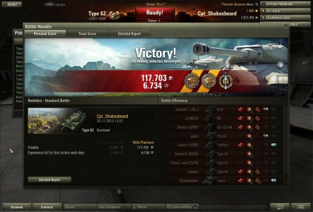 Type 62, 8.1, tier6