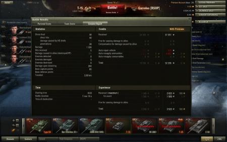 8 kills. 1,3k dmg.