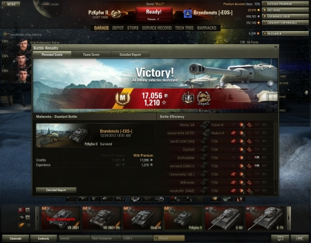 5 Kills, Brothers in Arms, Confederate, Mastery Badge: Ace Tanker