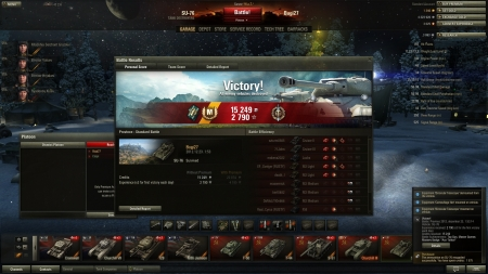 Ace tanker without premium 8 kills x3 event