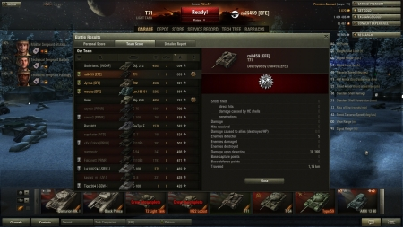 Had a Campinovka tier 10 match with many artis and driving T71 myself. Got a HUGE amount of spot damage and 60+k profit without firing a single shot. And of course, getting killed siemka style...