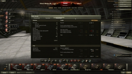 8 kill, 11 detect with tier 1.