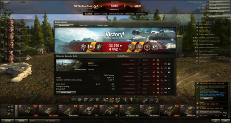 Victory! Map:  Malinovka 6. helmikuuta 2013 19:41:12