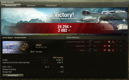 Victory! Map:  Arctic Region 8. helmikuuta 2013 21:19:08