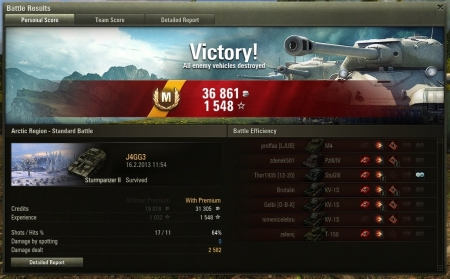 Victory! Map:  Arctic Region 16. helmikuuta 2013 11:54:49