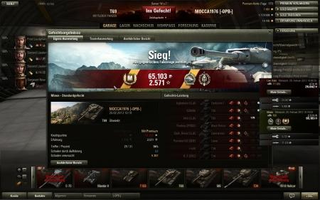 nice battle WoT ver.8.3