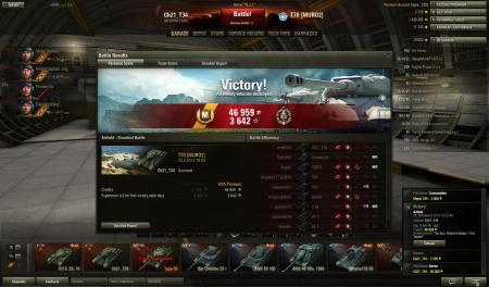 2097 dmg, enemies destroyed 6, Top Gun. Exp 1821.