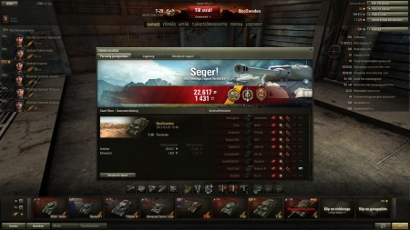 best round so far in my T-28.. 10 kills