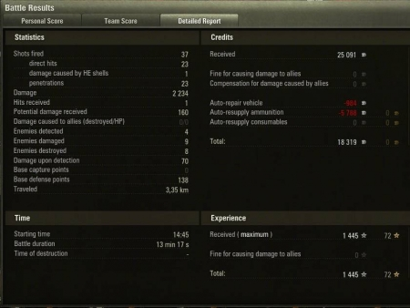 Funny 8 kill battle with the Alecto 3,7 inch derp gun. Posting it in Highscores, so someone can top it. :)