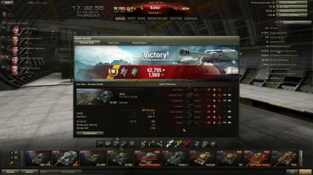 ace tanker vk2801 dmg2745