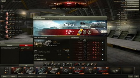T7 game, both teams were pretty bad which left me more enemies to shoot and more damage to deal :)