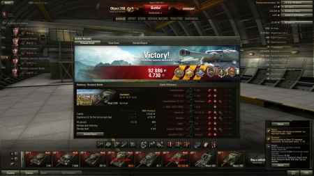 12 kill game. Decap with 1 sec left, kill 5 tanks and win the game: Kolobanov's Medal, Pool's Medal, Pascucci's Medal, Steel Wall, Top Gun, Defender - 9728 damage dealt. Re-uploaded because replay didn't work.