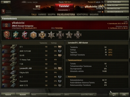 ONJ1 clan commander Finland