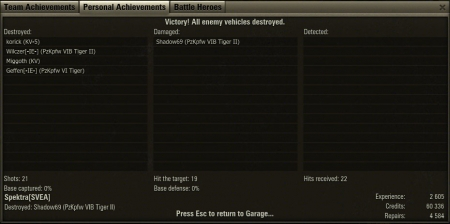 The glorious days when it was tier 6.