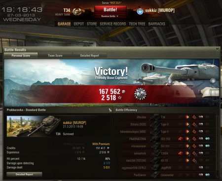 T34 scouting much?