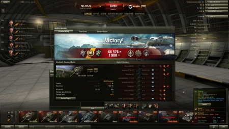 epic match with even more epic ending. That T-54 really made my day :D