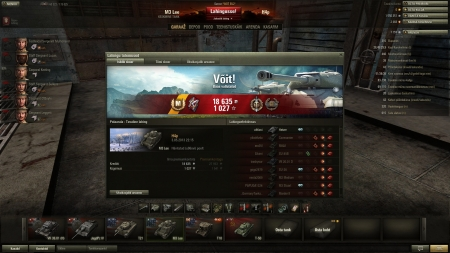 M3 Lee Ace tanker and Mastery badge
