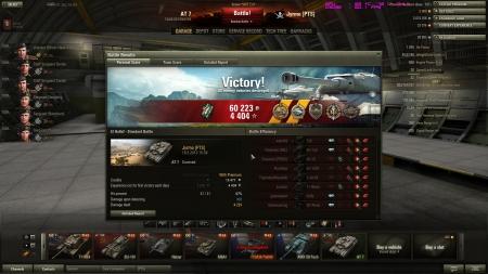 2nd kolobanov with AT-7 (31 battles) http://img585.imageshack.us/img585/6428/shot1701.jpg