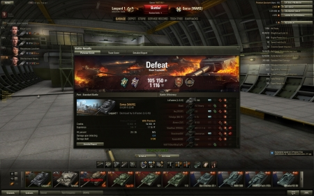 DEFEAT.PL. 8600 Damage done = Not enough :(