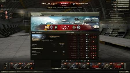 Nice match with Pz1C...