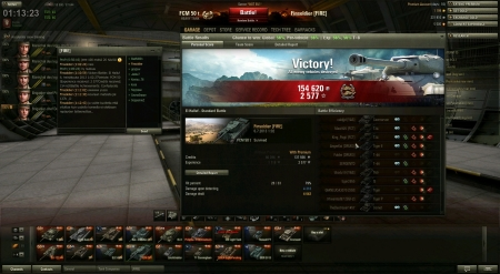 Had a good match with FCM with nice amount of credits.