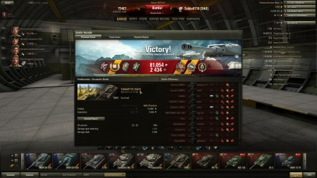Victory!