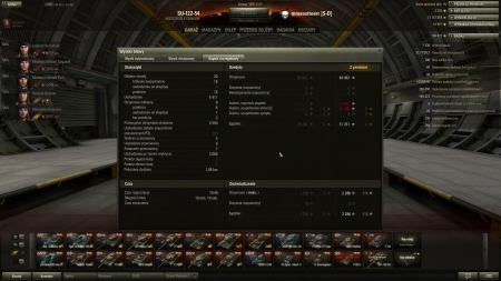 Zwycięstwo!  El Haluf 16 lipca 2013 10:46:03 SU-122-54 Doświadczenie::: 2 286 Kredytow: 84 063  Specjalista(top gun), Służba patrolowa(patrol duty) What the...