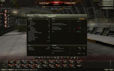 Victory! Redshire 18. heinäkuuta 2013 19:38:44  SU-100  :  5306   (  x2)     72903    Battle Achievements Sniper, Mastery Badge: