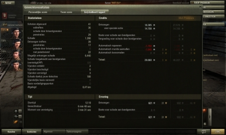 6440 pot. damage with matilda 